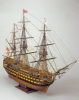HMS  Victory масштаб 1:90