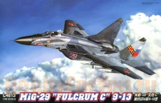 L4813 Самолет МИГ-29 9-13 Fulcrum C (Great Wall) 1/48