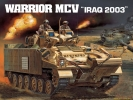 Warrior MCV Iraq 2003, масштаб 1:35