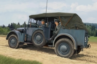 Автомобиль German Horch Fu.Kw.(Kfz.15) Radio Car (Bronco Models) 1/35 hfy104887