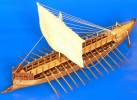 Greek Bireme масштаб 1:72