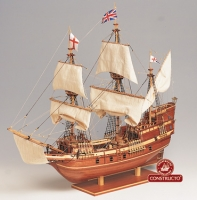 MAYFLOWER (Constructo) масштаб 1:65