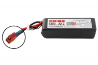 Аккумулятор Lipo 22.2 v Team Orion Lipo 5300 6S 22.2V 50C With LED Charge Status ORI60205