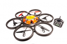 WLtoys V323 UFO Quadcopter Sky Walker (81 cm) with 6AXIS Gyro