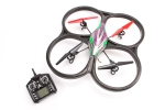 WLtoys V333 Quadcopter (HD 720 Camera, Headless Mode)
