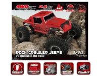 Remo Hobby Jeeps 4WD 2.4G 1/10 RTR