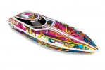 Traxxas Boat Blast EP TQ RTR + NEW Fast Charger