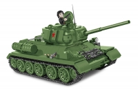 Конструктор COBI T34/85 668 PCS HISTORICAL COLLECTION