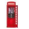 Телефонная будка London Telephone Cabin масштаб 1:10