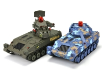 Танковый бой Double Eagle Fighting Tanks
