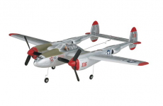 FlyZone P-38 Lighting micro EP RTF