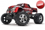 Traxxas Stampede 4X4 Brushed (TQ) + NEW Fast Charger