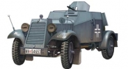 CB35032 Танк German Adler Kfz.13 Armored Car)(Bronco Models) 1/35