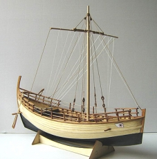 Greek Ship Kyrenia масштаб 1:43