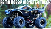 Remo Hobby BATMAN Brushless 4WD 4WS (влагозащита)