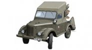 CB35099 Автомобиль GAZ-69 Anti-Tank vehicle (Bronco Models) 1/35
