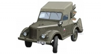 Автомобиль GAZ-69 Anti-Tank vehicle (Bronco Models) 1/35 hfy60664