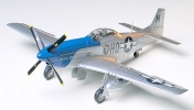 Амер. P-51D Mustang 8th AF, масштаб 1:48