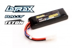 Аккумулятор Black Magic LiPo 7,4В(2S) 1900mAh 25C Soft Case Tamiya plug (for LaTrax Rally & Teton)