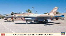 F-16A Fighting Falcon MiG Killer Israeli Air Force Limited Edition (HASEGAWA) 1/48