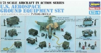 Технический персонал U.S. AEROSPACE GROUND EQUIPMENT SET (HASEGAWA) 1/72