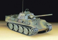 31140 Танк Pz.Kpfw V PANTHER AUSF.F. MT4 (HASEGAWA) 1/72