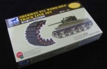 АВ3542 Траки Sherman T51 Workable track (Bronco Models) 1/35
