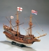 Golden Hind масштаб 1:53