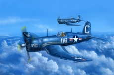 F4U-4 Corsair early version (Hobby Boss) 1/48