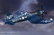 F4U-5N Corsair early version (Hobby Boss) 1/48