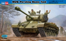 M26 Pershing Heavy Tank (Hobby Boss) 1/35