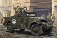 БТР U.S. M3A1 «White Scout Car» Late Production (Hobby Boss) 1/35