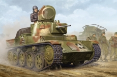 Hungarian Light Tank 38M Toldi II(B40) (Hobby Boss) 1/35