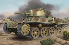 Hungarian Light Tank 43M Toldi III(C40) (Hobby Boss) 1/35