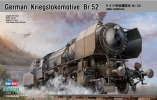 82901 Локомотив German Kriegslokomotive Br 52 (Hobby Boss) 1/72