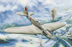 IL-2 Ground attact aircraft (Hobby Boss) 1/32