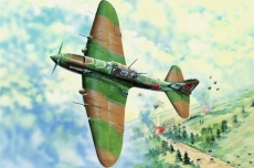 IL-2M3 Ground attack aircraft (Hobby Boss) 1/32