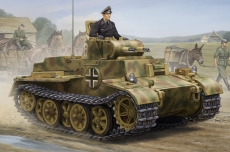 German Pzkpfw.I Ausf.F (VK1801)-Late (Hobby Boss) 1/35