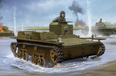 Soviet T-38 Amphibious Light TankHobby Boss) 1/35