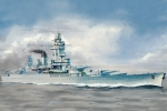 86507 Корабль French Navy Strasbourg Battleship (Hobby Boss) 1/350