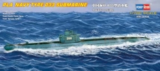 Подводная лодка PLA Navy Type 033 submarine (Hobby Boss) 1/700