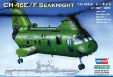CH-46E/F «SEA KNIGHT» (Hobby Boss) 1/72