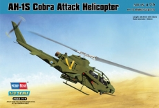 AH-1S Cobra Attack Helicopter (Hobby Boss) 1/72