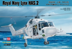 Royal Navy Lynx HAS.2 (Hobby Boss) 1/72