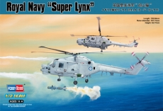 Royal Navy Super Lynx (Hobby Boss) 1/72