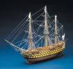 HMS  Victory масштаб 1:78