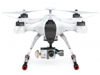 Walkera X350 Premium (devo F12E/G-3D/Ilook+/ground station)