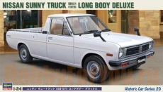 NISSAN SUNNY TRUCK (GB121) LONG BODY DELUXE (Hasegawa) 1/24