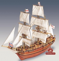 HMS BOUNTY (Constructo) масштаб 1:50