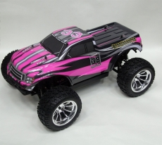 HSP Electric Off-Road Car 4WD 1:10 - 94211-NC111-R - 2.4G